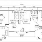 92 m2 Plan