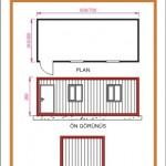 Ofis Yasam Konteyneri 101 m2