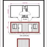 Ofis Yasam Konteyneri 303 m2