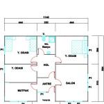 107 m2 Plan