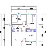 57 m2 Plan