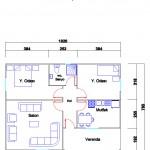 78 m2 Plan