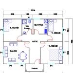 81 m2 Plan