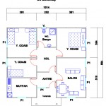 94 m2 Plan